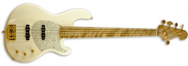 Ruokangas Guitars Steambass 5 Bass