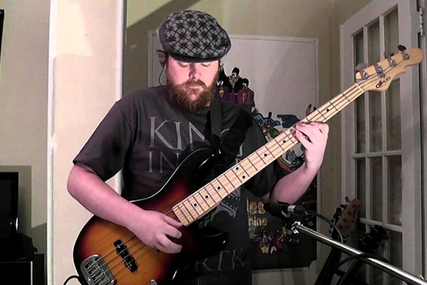 "Jim Bennett: All Bass Daft Punk ""Get Lucky"" Cover"