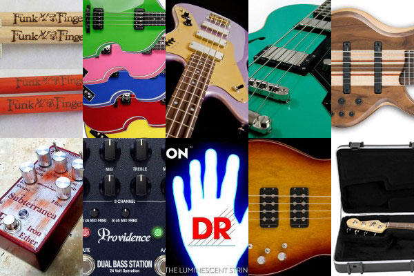 Bass Gear Roundup: The Top Gear Stories in June