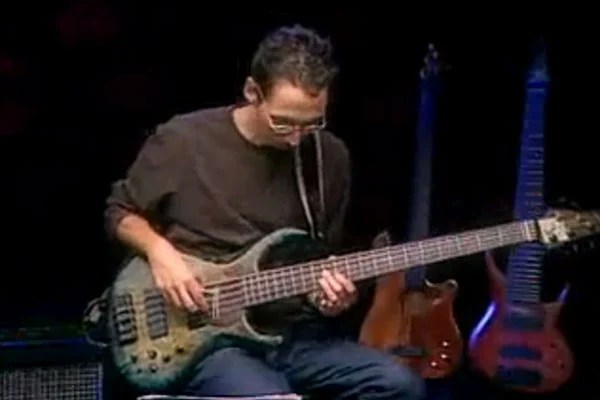 "Norm Stockton: ""Star Spangled Banner"" Solo Bass Performance"