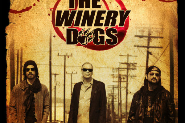 The Winery Dogs – Billy Sheehan, Mike Portnoy and Richie Kotzen – Release Debut Album and Start Tour