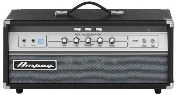 Ampeg V-4B All-Tube Bass Amplifier Head