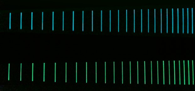 Luminlay Luminescent Fret Lines