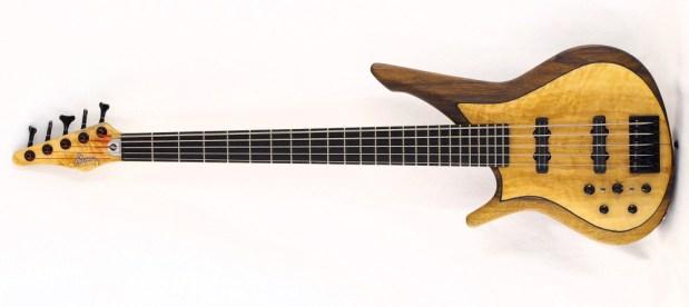 Manne Guitars Kayenta Special 5 bass lefty