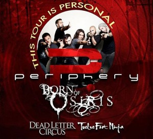 """Periphery: """"This Tour Is Personal"""" North American Tour"""