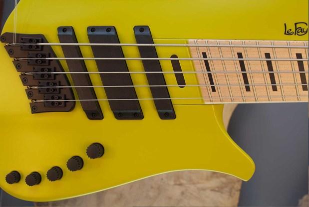 ROB 344-66/IIIa Bass Guitar body