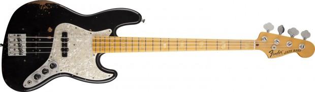 Fender Custom Shop Limited Geddy Lee 1972 Jazz Bass