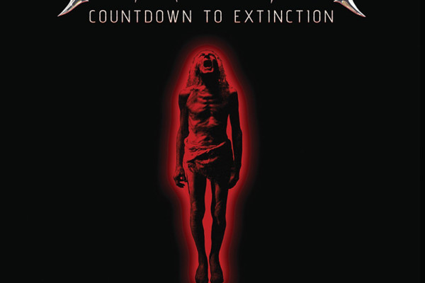 Megadeth Releases Countdown To Extinction: Live