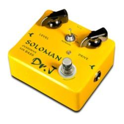 Osiamo Dr. J D-52 Soloman Bass Overdrive Pedal