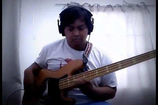"""Chad Villar: All Bass Cover of Stevie Wonder's """"Isn't She Lovely"""""""