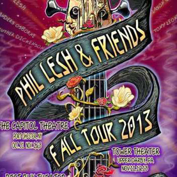 Phil Lesh & Friends Announce Fall Tour