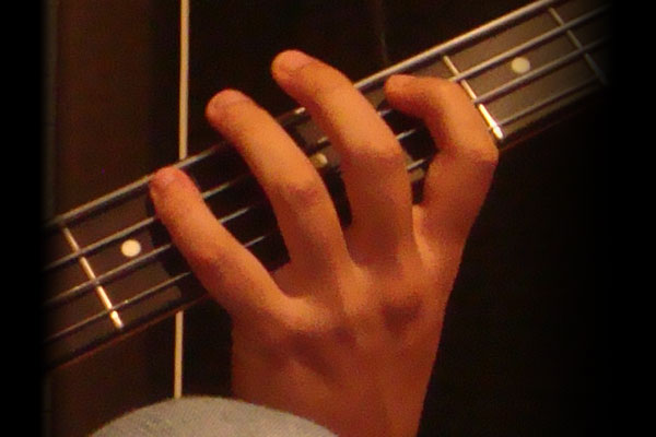 Finger Stamina Exercises for Bassists