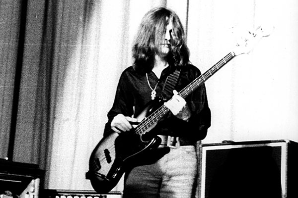 """Immigrant Song"": John Paul Jones' Isolated Bass (and Drums)"