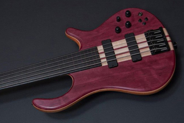 Fodera Introduces Victor Wooten Fretless Bass; A Tribute to Joe Compito