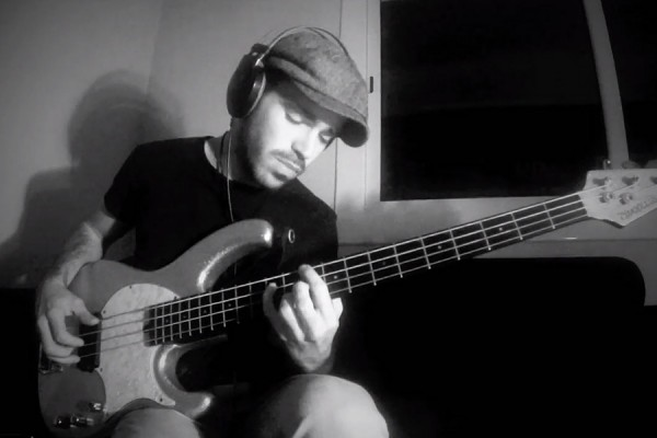 "Miki Santamaria: ""Somewhere Over The Rainbow"" for Solo Bass"