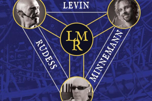 Tony Levin, Marco Minneman and Jordan Rudess Release New Album