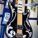 Perri Ink Guitars Unveils the Rocky IV Bass