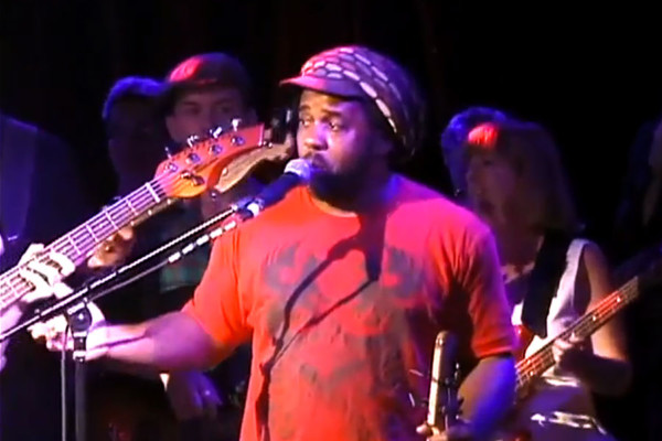 Victor Wooten's End of Camp Concert: Why Can't We Be Friends?