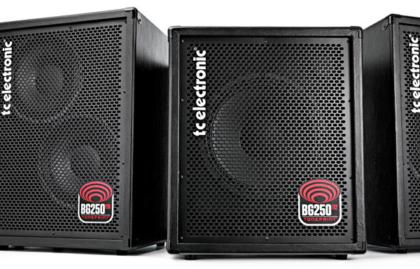 TC Electronic Announces New BG250 Series Combo Amps