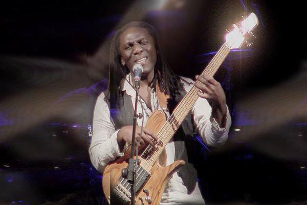 Richard Bona: Songs from The Ten Shades of Blues