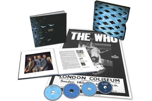 """The Who's """"Tommy"""" Gets Super Deluxe Reissue"""