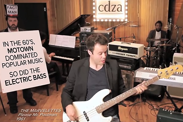 Michael Thurber: Story of the Bass