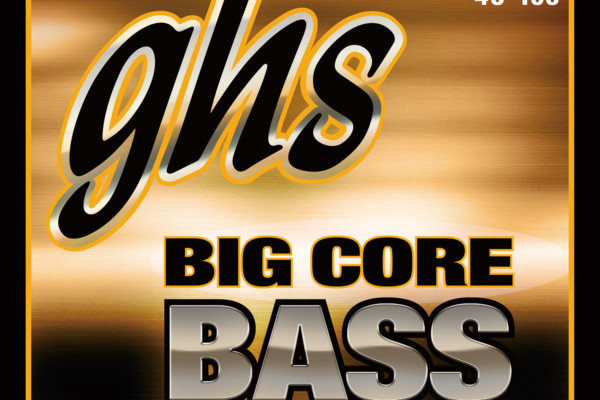 GHS Introduces Big Core Bass Strings