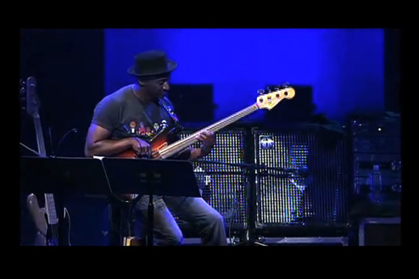 Marcus Miller with Kazumi Watanabe: Live at Tokyo Jazz Festival 2010