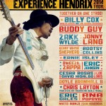 Billy Cox and Bootsy Collins to Join Experience Hendrix Tour 2014