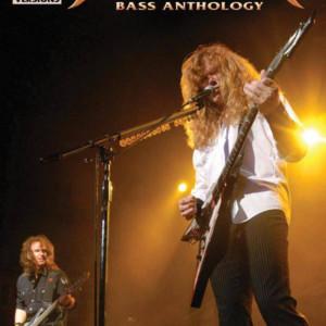 Hal Leonard Releases Megadeth Bass Anthology