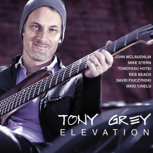 "Tony Grey Releases ""Elevation"""