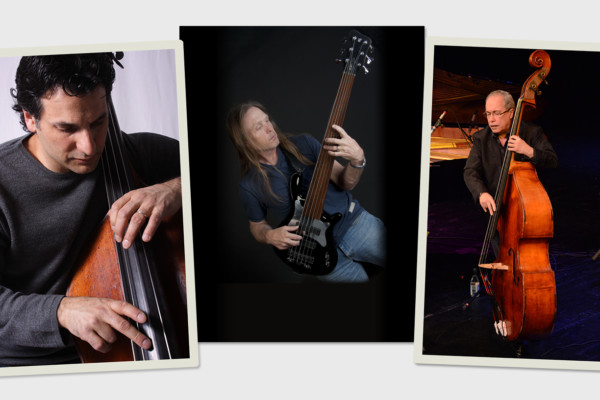 Eddie Gomez, John Patitucci & Steve Bailey: Emmanuel