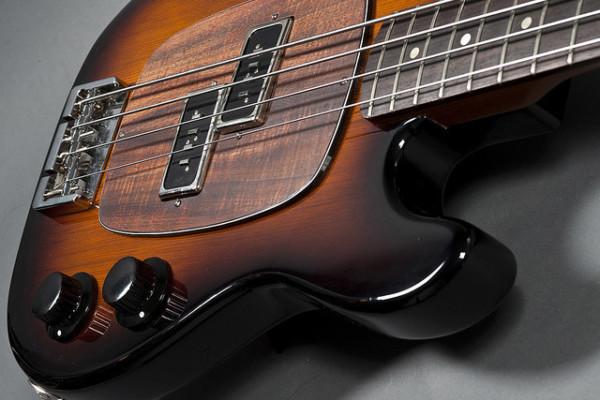 Bass of the Week: Ronin Guitars Prætorian