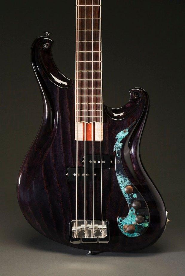 Scott Walker California Bass - P-body