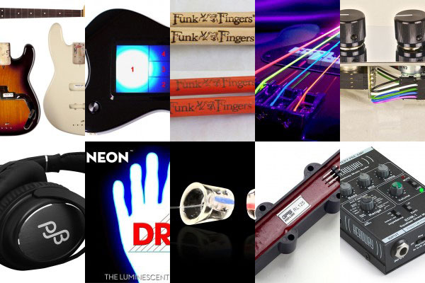 Best of 2013: The Top 10 Reader Favorite Bass Strings, Pickups & Accessories