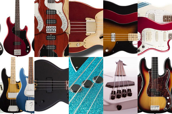 Best of 2013: The Top 10 Reader Favorite Basses
