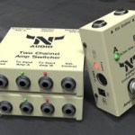 N-Audio Unveils Two Amps To Cabinet Amp Switcher