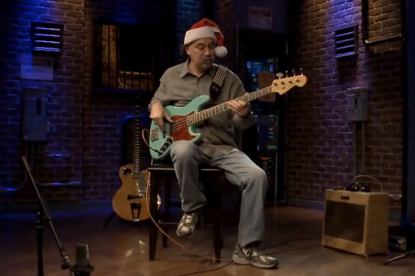 "Bobby Vega: ""Silent Night"" and ""Have Yourself a Merry Little Christmas"""