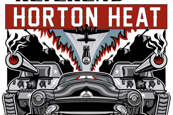 "Reverend Horton Heat Returns with ""REV"""