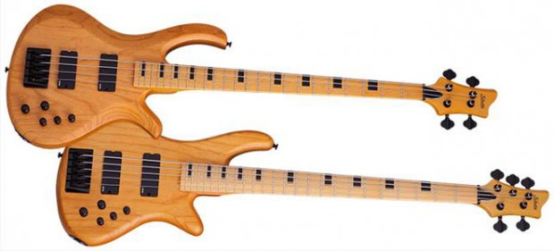 Schecter Session Series Basses