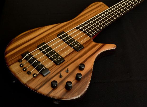 Franz Bassguitars Sirius Bass - Body
