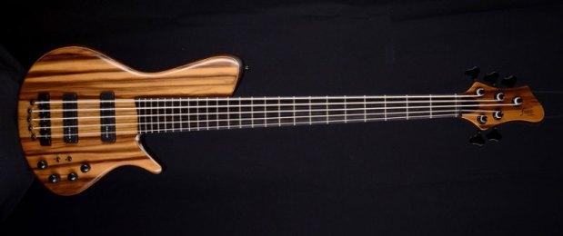 Franz Bassguitars Sirius Satin Bass