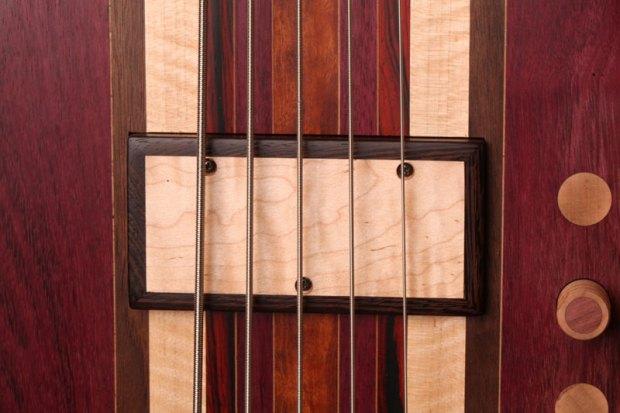 Zoov Guitars Classic 5 Bass - pickup