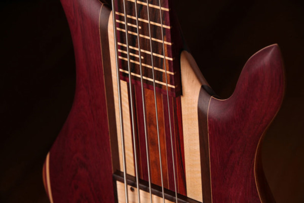 Bass of the Week: Zoov Guitars Classic 5 Fretless