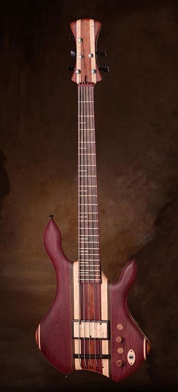 Zoov Guitars Classic 5 Bass