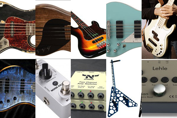 Bass Gear Roundup: The Top Gear Stories in December