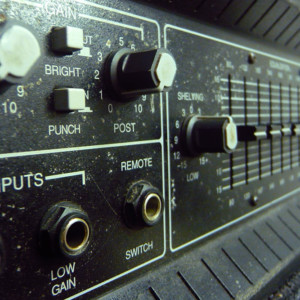 The Backline Blues: Preparing for the Mystery Rig
