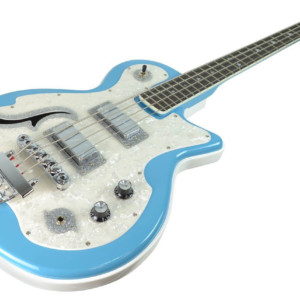 Bass of the Week: DiPinto Guitars Belvedere Deluxe Bass