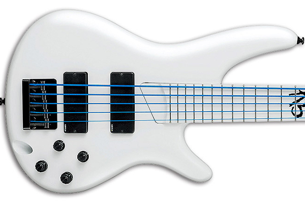 Ibanez Introduces Fieldy K5 Signature Limited Edition Bass