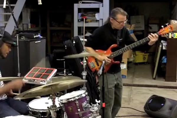 Doug Johns: Booty Groove